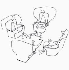 radar easy chair collection for casamania by claesson koivisto rune
