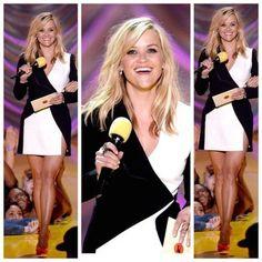 Celebrity Get The Look: Reese Witherspoon At The 2015 MTV Movie Awards