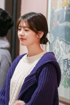 Young Actresses, Korean Actresses, Actors & Actresses, Jung So Min, Playful Kiss, About Hair, Girl Crushes, No One Loves Me, Aesthetic Girl