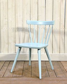 CL DINING CHAIRS in light blue from Canadian Made Ruff Sawn cottage collection. Available in a variety of colours. See in store for pricing and available options.
