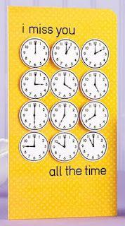 sentiment, clocks