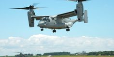 Osprey Flying With 3D-Printed Parts Shows the Future of Keeping Old Aircraft in…
