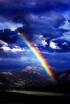 Rainbow from Max