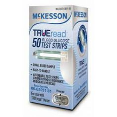 True read glucose test strips message, matchless)))