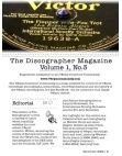 78rpm Community - Document View Page - 78rpm Collectors' Newsletter - December 2013. My article (and discography) about Anne Ziegler and Webster Booth appears in this issue.