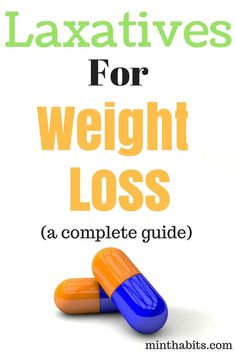 Almost 50% of women dieters have used laxatives for weight loss according to an article that's nuts! Here's a guide on using laxatives to lose weight and how it impacts your health.