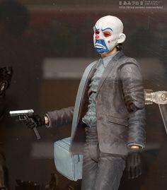 Joker with bank robb...