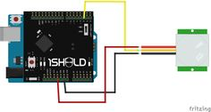 1Sheeld e Arduino progetti vibrazione con sensore Pir - PROGETTI ARDUINO