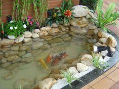 16 idées d'aménagement de bassin d'eau au jardin - Jardin et Maison