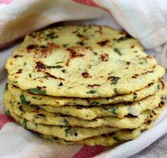 Make your own gluten free Cauliflower Tortillas and be sure to try the Zucchini and Homemade Flour versions too!