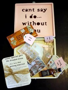 creative ways to ask bridesmaids to be in your wedding - Google Search