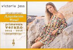 ¡ ¡ LLEGÓ EL #SUMMER #SALE A #VictoriaJess ! ! ¡ No te pierdas las súper #promociones de nuestra tienda on-line, con todas las prendas y accesorios en #liquidación final de verano ! - - - > http://tienda.victoriajess.com/ < - - - -- Y... ¡ Estamos de vuelta en el #Outlet ! Pasate por Loyola 640, #Palermo, de Lunes a Viernes de 11 a 18hs.