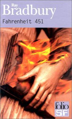 Fahrenheit 451: un classique à lire et à relire !