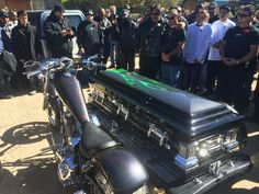 We support when families want to customize the casket to reflect their loved ones style. Ask us how.