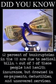 Health insurance reform is needed, ObamaCare does that.