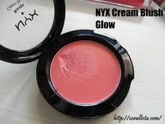 Image result for nyx cream blush glow