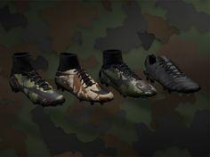 a10734bb84b Camo Pack. Soccer CleatsNike ...