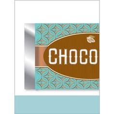 Notizblock Chocolate Bar