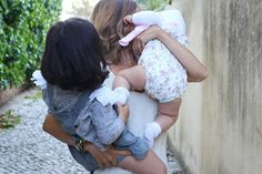 Colo de mãe
