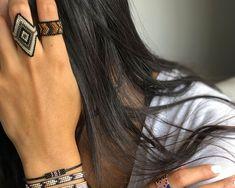 Anillo Miyuki Rombo Macrame Rings, Beaded Rings, Beaded Jewelry, Jewelry Necklaces, Beaded Earrings Native, Diy Necklace, Ring Bracelet, Clay Jewelry, Seed Beads