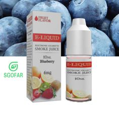 E-Liquid SGofar 10ml variierendes Aroma mit 6mg Nikotin E Liquid Eshisha Liquid