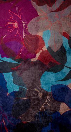 Coleção Floral Colt Ateneo. Mais em www.donatelli.com.br
