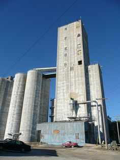 Farmer City, IL Grain Elevator