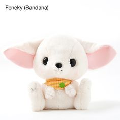 Feneky the Fennec Picnic Plushies (Big)