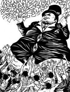 La Caricatura de Hoy: La Buena Vida - http://bambinoides.com/la-caricatura-de-hoy-la-buena-vida/
