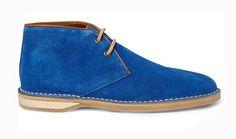 Desert Boots blue
