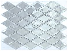 Mirror Mosaic - Diamond Pattern