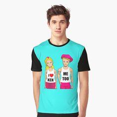 Queer Art, Gay Art, My T Shirt, Mardi Gras, Female Models, Chiffon Tops, Vivid Colors, Pride, Cool Stuff