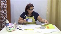 ARTES TV - Coisas Giras em Biscuit EP1 - PARTE 1