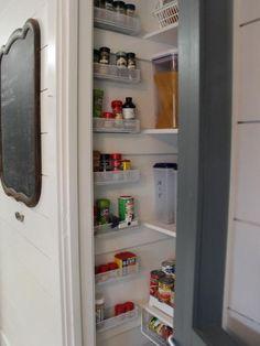 Hidden Spice Storage