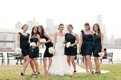 Mismatched bridesmaids dresses Emma. 2012. Mismatch Bridesmaids Dresses, weblog, Available: http://stylesizzle.com/bridal/wedding-wednesday-mismatched-bridesmaid-dresses (accessed 21 March 2014).