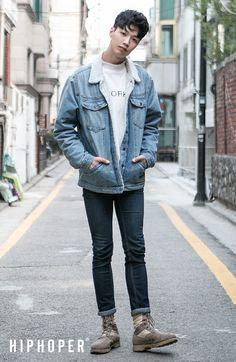 Korean men street fashion official korean fashion fashion trong 2019 thời t Asian Men Fashion, Korean Fashion Winter, Korean Fashion Summer, Korean Fashion Casual, Korean Fashion Trends, Korean Street Fashion, Korean Outfits, Fashion Kids, Fashion Outfits
