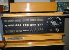 was a minicomputer, created at Elwro Polish scientist Jacek Karpiński between Home Computer, Cool Electronics, 16 Bit, Vacuum Tube, Computer Hardware, Retro Design, Ibm, Punch, Console