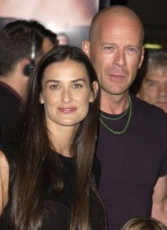 Demi Moore & Bruce Willis