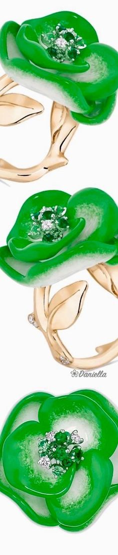 Discover Christian Dior fashion, fragrances and accessories for Women and Men Go Green, Green And Gold, Green Colors, Floral Fashion, Colorful Fashion, Love And Light, Peace And Love, Ring Storage, Pin Logo