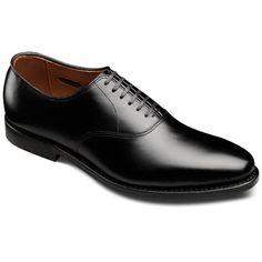 Carlyle - Plain-toe Lace-up Oxford Men's Dress Shoes by Allen Edmonds | $385 | #allenedmonds