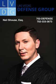 Las Vegas Defense Group attorney Neil Shouse, Esq.