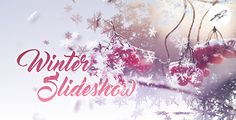 Winter Slideshow 1 (Holidays) #Envato #Videohive #aftereffects