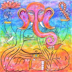 Ganesha-Chakras steigt der Druck