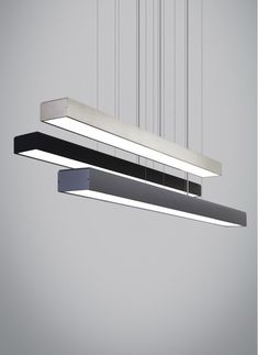 Buy the Tech Lighting Black Direct. Shop for the Tech Lighting Black Knox Linear Suspension LED Pendant and save. Office Lighting, Dining Room Lighting, Interior Lighting, Kitchen Lighting, Home Lighting, Ceiling Lighting, Lighting Ideas, Table Lighting, Wardrobe Lighting