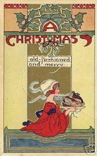 Vintage Christmas Recipes 16th and 17th century