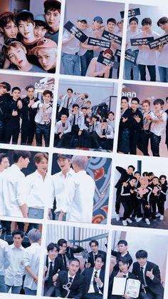 Exo Chen, Sehun, Park Chanyeol, Lisa Blackpink Wallpaper, Photo Wallpaper, Exo Group Photo, Exo Album, Exo Lockscreen, Exo Fan Art