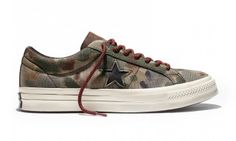 ab317eb42ab9 Converse First String CONS One Star 74  Brookwood Camo  Pack