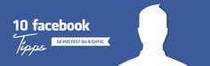 10 Facebook Tipps: So Postest Du Richtig Facebook bietet mit über 3,5 Millionen aktiver #Nutzer die höchste #Reichweite aller #Schweizer #Medien. Trotz des neuen #Algorithmus' lohnt es sich nach wie vor die organische #Reichweite zu nutzen und diese zu optimieren. Hier sind unsere besten 10 #Facebook #Tipps: Poste wenn die Freunde/Fans/Followers....