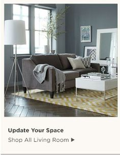 West Elm - exactly this!! pretty living room