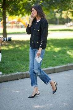 Emmanuelle Alt,Editor-in -Chief of Vogue Paris